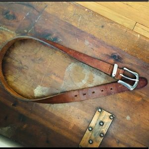 Accessories - Vintage Brown Belt